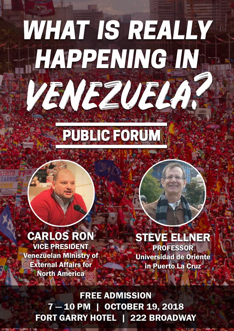 venezuela-event-poster